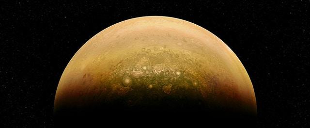 Jupiter'in doğuşu