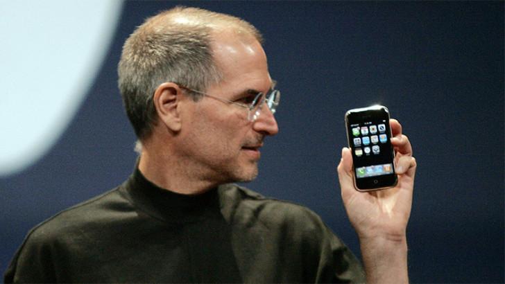 İlk iPhone'un Kendi Mühendislerinden Bile Gizlenen Prototipi Ortaya Çıktı