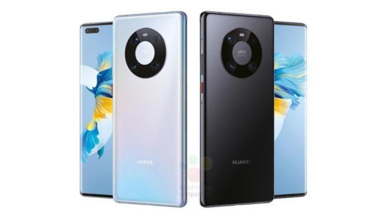 Huawei Mate 40 Pro'nun Render Görselleri Ortaya Çıktı