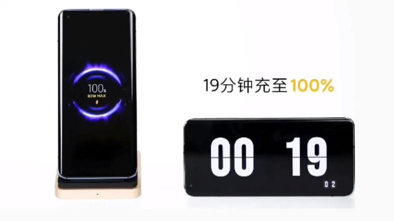 Xiaomi, 4.000 mAh Bataryayı 19 Dakikada Şarj Eden 80 Watt Kablosuz Hızlı Şarj Teknolojisini Duyurdu
