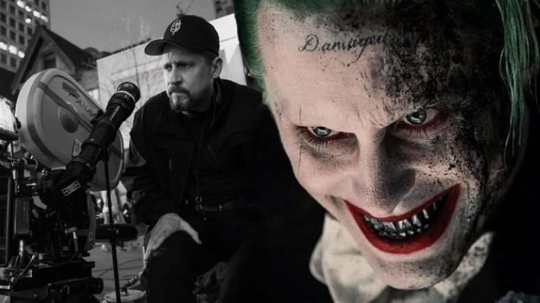 Suicide Squad'da, Joker'e Ait Kesilmiş Bir Sahne Yayınlandı