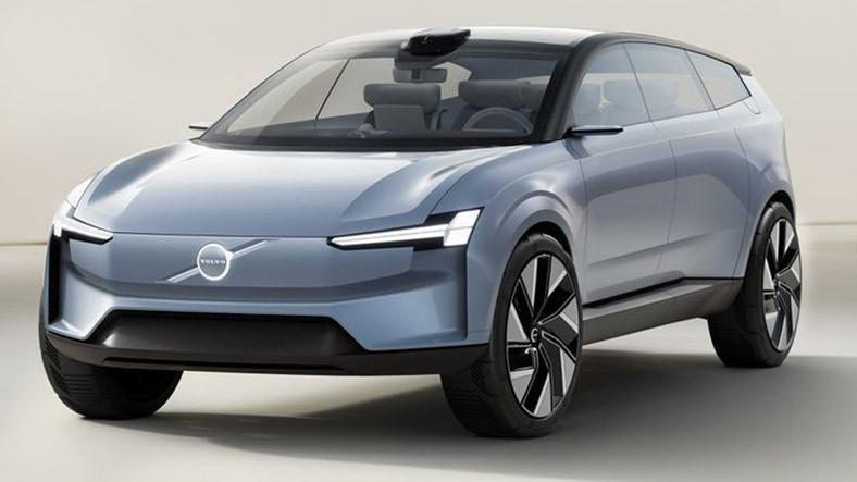 Volvo Announces 'Recharge' Electric Concept Car 2