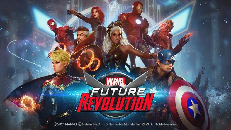 Marvel'ın Yepyeni Mobil Oyunu Future Revolution'ın Çıkış Tarihi Belli Oldu