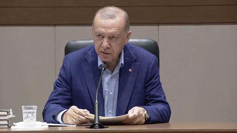 Cumhurbaşkanı Erdoğan'dan Çok Tartışılacak Yurt Açıklaması