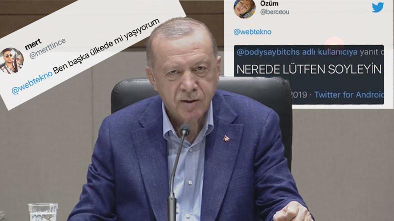 Cumhurbaşkanının Öğrenci Yurtları Açıklaması Sosyal Medyada Gündem Oldu: İşte Gelen Yorumlar