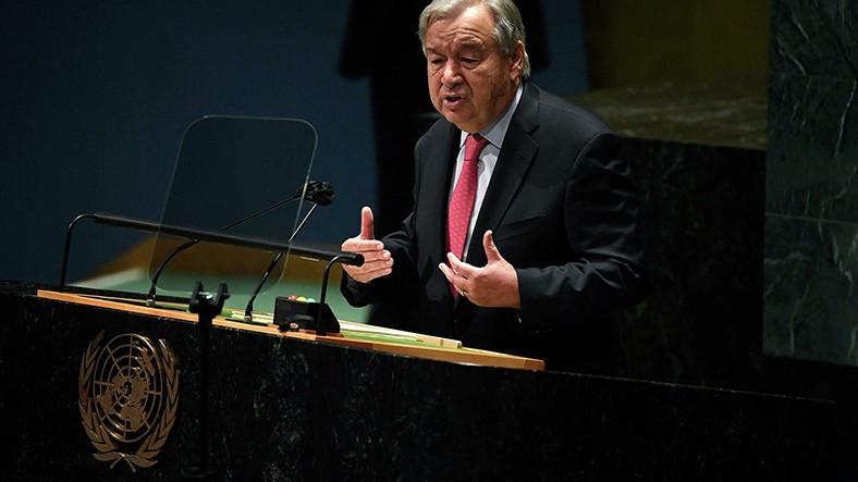 BM Genel Sekreteri'nden Dünya'ya İsyan: Milyonlar Açken Milyarderler Zevkine Uzaya Gidiyor