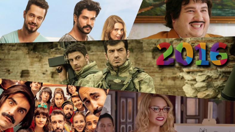 2016da Sinemalarda En çok Izlenen 15 Türk Filmi