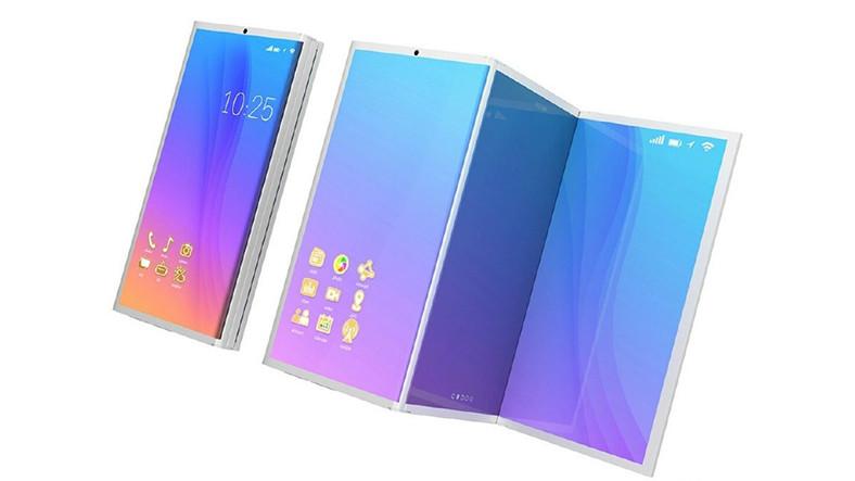 Samsung'un Ha Geldi, Ha Gelecek Denilen Katlanabilir Telefonu Nasıl Görünecek?