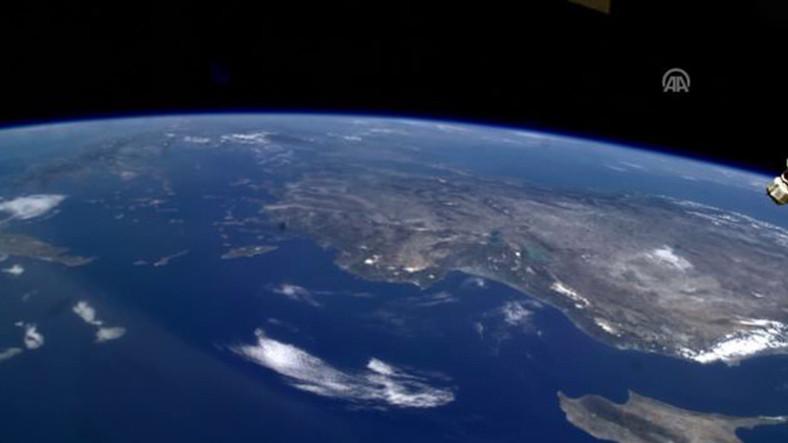 Türkiye'nin Uzaydan Çektiği Yeni Görüntüler Yayınlandı!