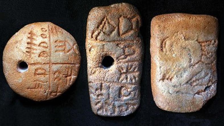 Dünya'nın En Eski Yazıtları 7500 Yıllık Tartaria Tabletleri!