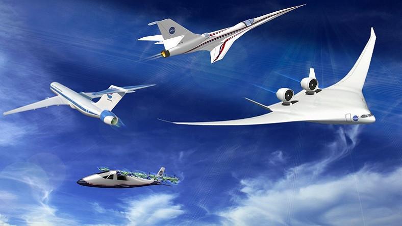 NASA, Elektrikli Uçak Yolunda Muazzam Adımlar Attı!