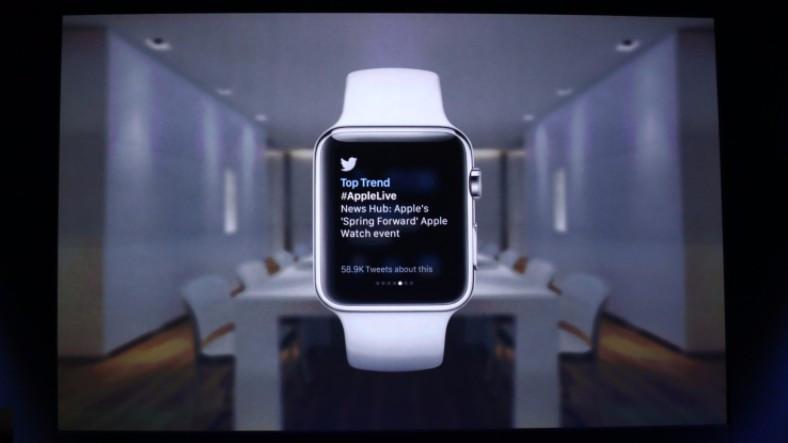 Twitter 'Apple Watch' Uygulamasını Kaldırdı