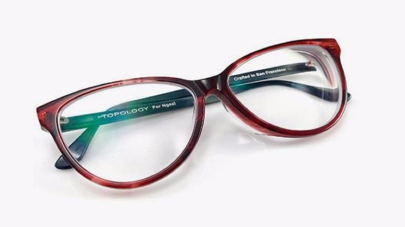 AR İle Tasarlanan Konforlu Gözlük 'Topology' ile Tanışın