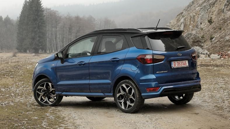 Ford EcoSport Türkiye Fiyatı