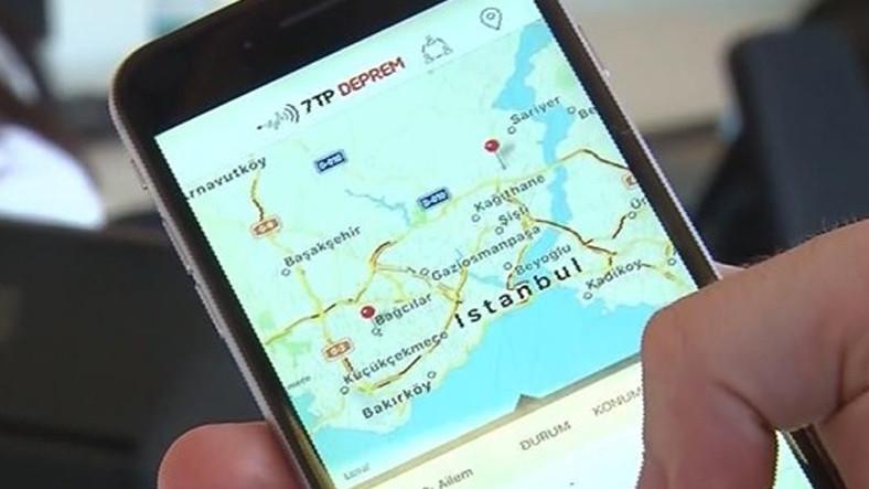 Depremi Önceden Haber Veren Yerli Mobil Uygulama Geliştirildi