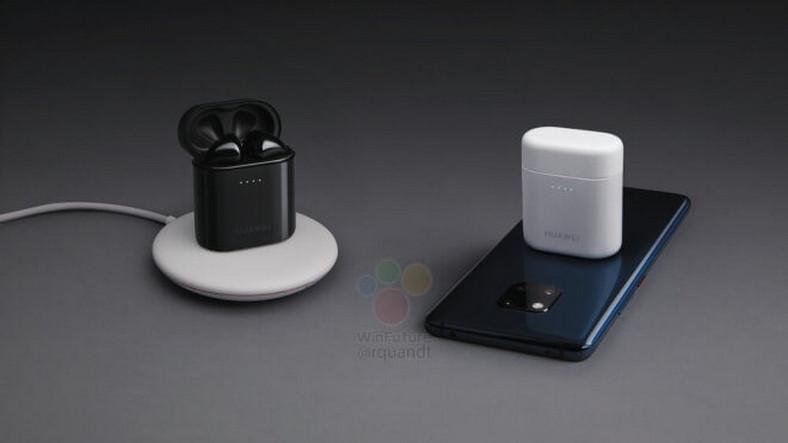 Huawei'nin Yeni Kablosuz Kulaklığı Freebuds 2 Pro, Telefonunuzu Şarj Edebilecek