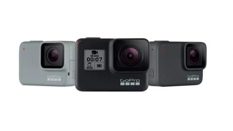 4K 60fps Videoları Sıfır Titreme ile Çeken GoPro Hero 7 Black Tanıtıldı