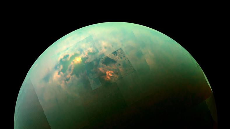 Thanos'un Memleketi Titan'daki Kum Fırtınaları İlk Kez Gözlemlendi