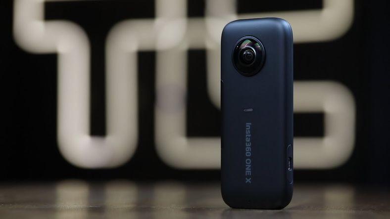 Akıl Almaz Sabitleme Becerisine Sahip Kamera Insta360 One X
