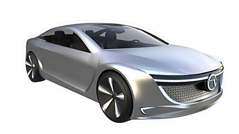 Vestel'in İlk Yerli Otomobili VEO'nun Tasarımı Ortaya Çıktı