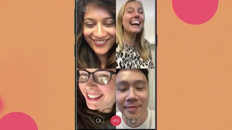 Instagram, Bunan Sonra 6 Kişinin Aynı Anda Görüntülü Konuşmasını Sağlayacak