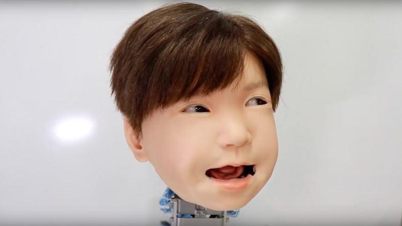 Gece Rüyalarınıza Girecek Gerçekçi Robot Kafası: Affetto
