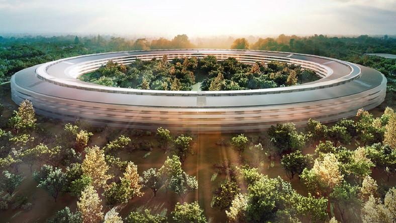 Apple, 1 Milyar Dolara Mal Olacak Yeni Kampüsünü Austin'de Kuruyor