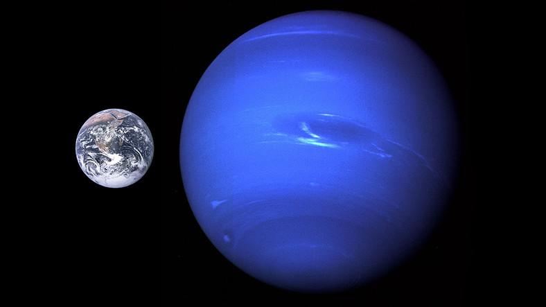 Neptün Büyüklüğünde Yeni Bir Gezegen Keşfedildi