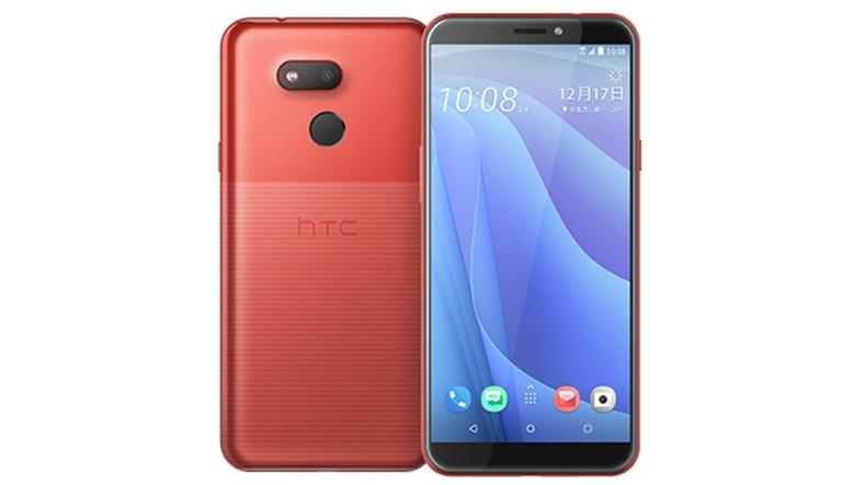HTC, Simetri Hastalarını Çıldırtacak Yeni Telefonu Desire 12s'i Duyurdu