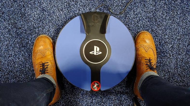 3DRudder ile PSVR'ı Ayağınızla Kontrol Edebileceksiniz