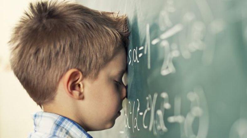 Matematikte Kötüyseniz Sebebi Bir Travma Olabilir