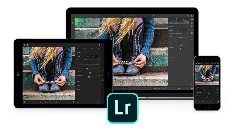 iPhone ve iPad'ler'de Adobe Lightroom CC'ye Güncelleme Geldi