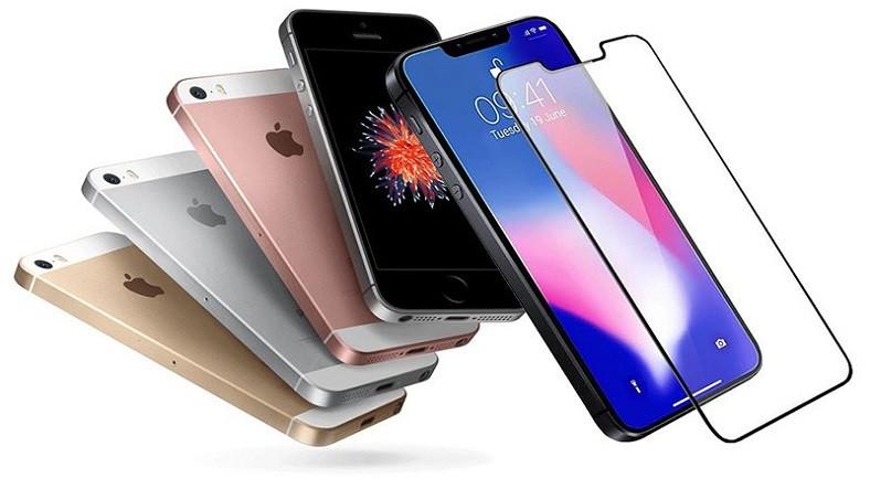 Apple'ın Küçük iPhone Tasarımı Meydana Çıktı