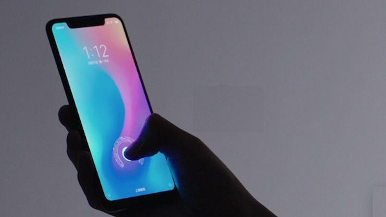 Xiaomi CEO'su, Rakiplerinden 15 Kat Daha Geniş Alana Sahip Parmak İzi Sensörünü Tanıttı