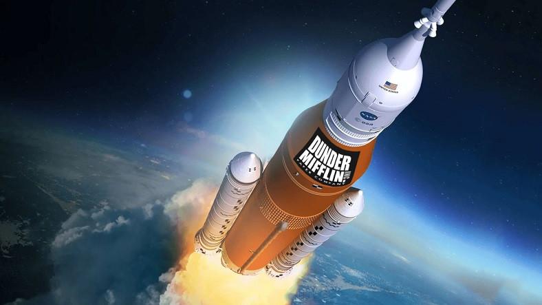Netflix'ten Uzay Temalı Komedi Dizisi: Space Force