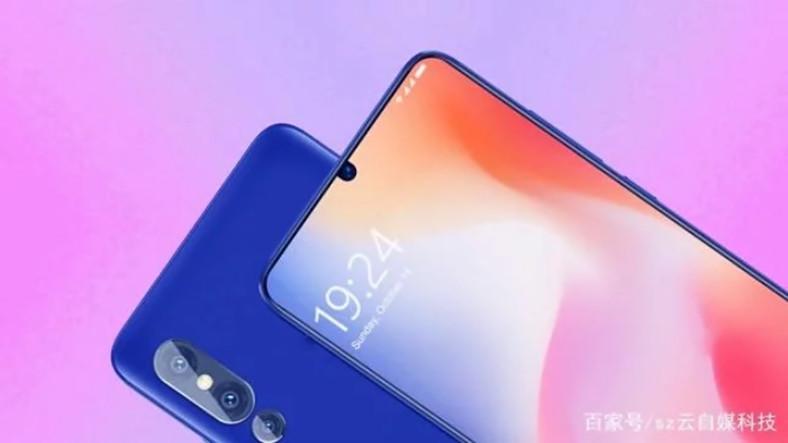 Damla Çentikli Xiaomi Mi 9'un Konsept Tasarımı Ortaya Çıktı