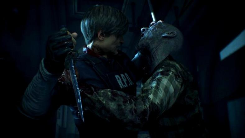 Resident Evil 2: Remake Demosunu Neredeyse Kimse Bitirememiş