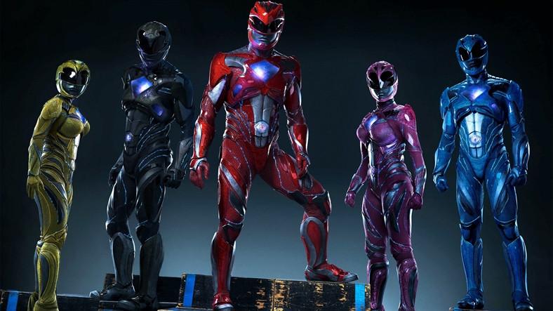 Çocukluk Efsanemiz Power Rangers'ın Dövüş Oyunu Geliyor