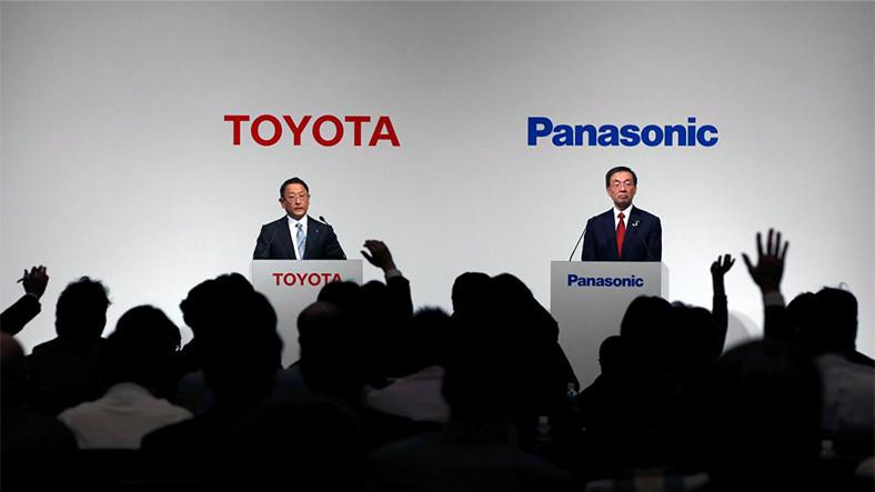 Toyota ve Panasonic, Araba Aküsü Üretmek İçin Bir Araya Gelecek
