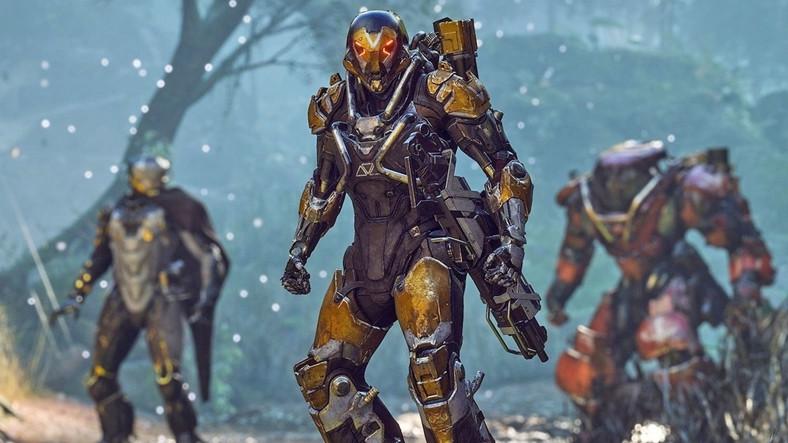 Electronic Arts, BioWare Anthem İçin Bir VIP Demo Yayınladı