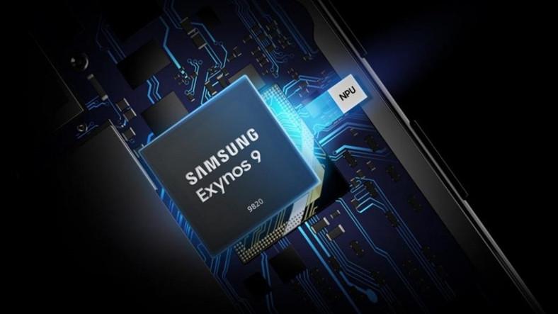 Galaxy S10'u Yılın Telefonu Yapacak İşlemci: Exynos 9820