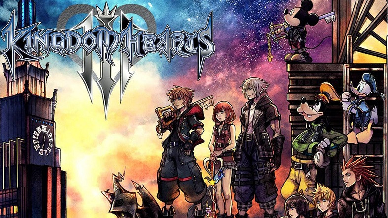 Kingdom Hearts III, Playstation 4 İçin Yayınlandı (Video)