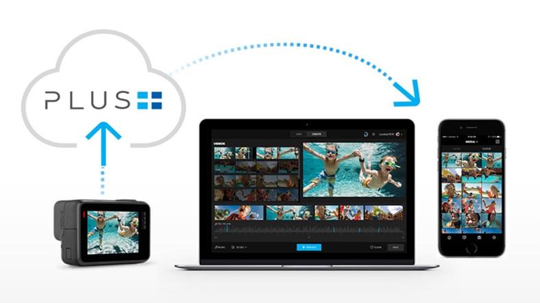 GoPro Artık Sınırsız Video Depolama İmkanı Sunuyor