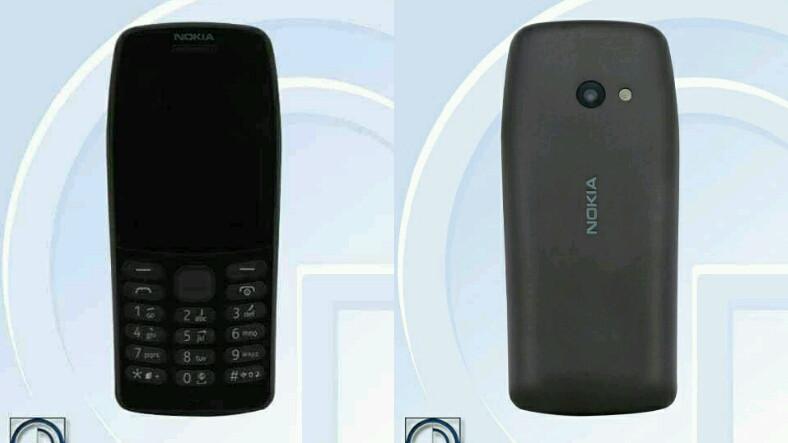 Nokia TA-1139, TENAA'da Görüntülendi
