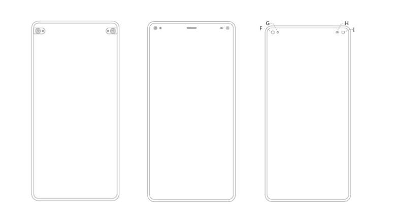 Xiaomi'den Ekranda Çift Delik Bulunan Gizemli Telefon