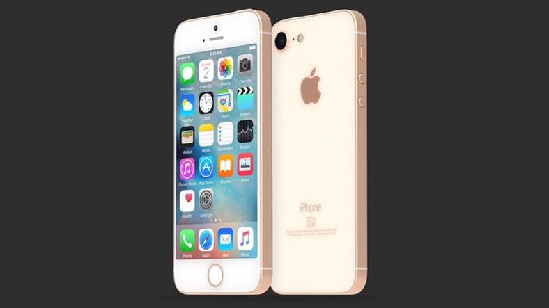 Apple'ın Küçük Boyutlu Telefonu iPhone SE 2 Nasıl Görünecek?