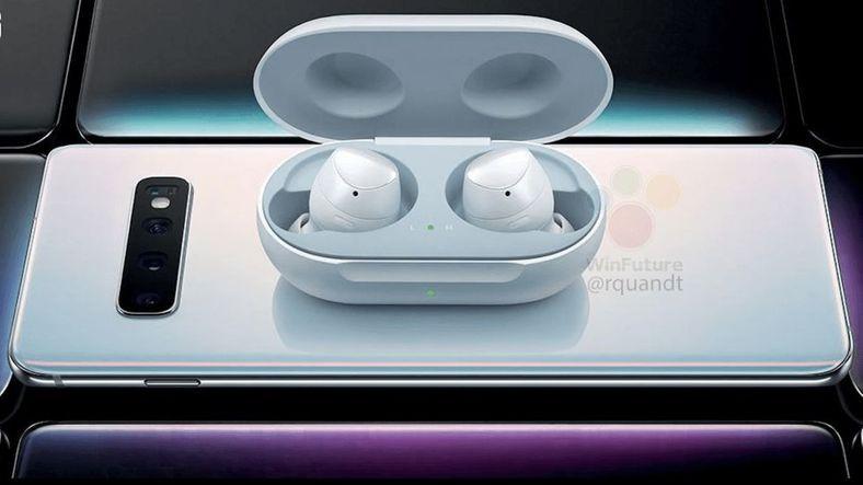 Samsung Galaxy S10'un Kablosuz Kulaklıkları: 'Galaxy Buds'