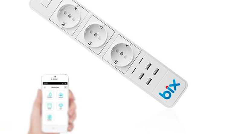 Elektriği Telefondan Kontrol Ettiren Akıllı Priz: Bix BP-01