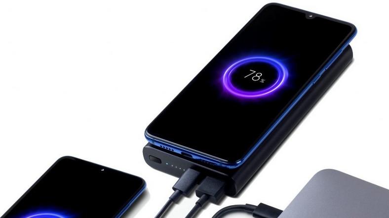 Xiaomi 10.000 mAh'lık Kablosuz Powerbank'ini Duyurdu