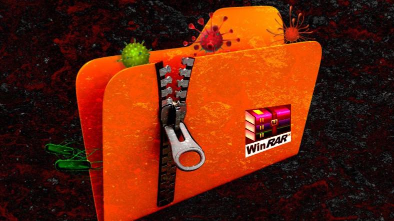 WinRAR'da Tam 14 Senedir Keşfedilmemiş Bir BUG Bulundu